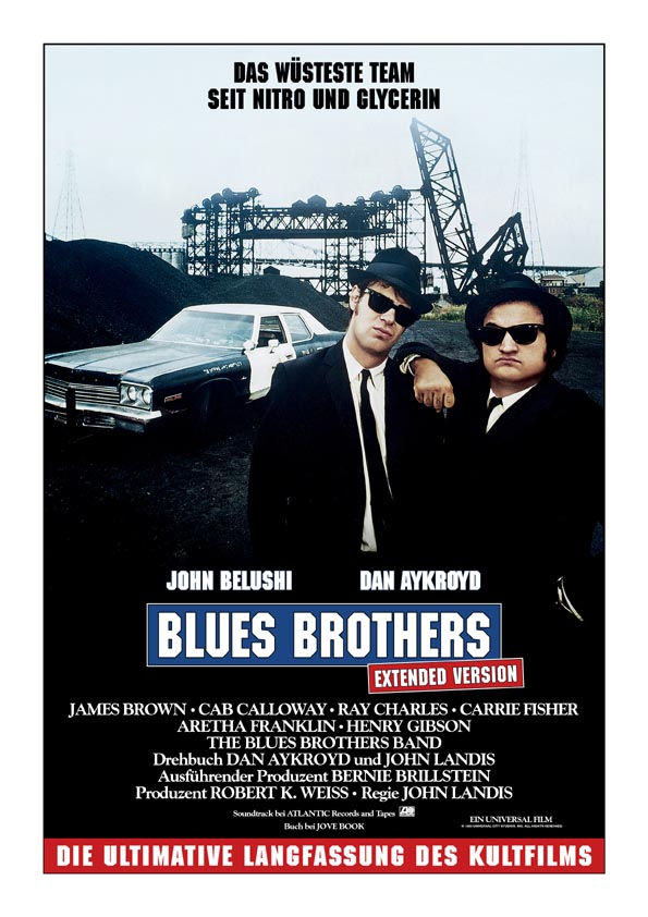 The Blues Brothers - Extended Version